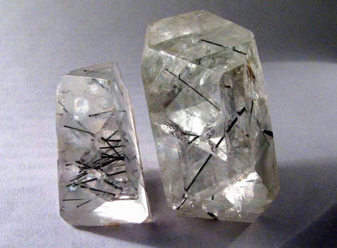 Шерл камень